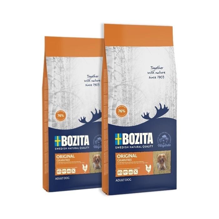 Bozita Original Grain free