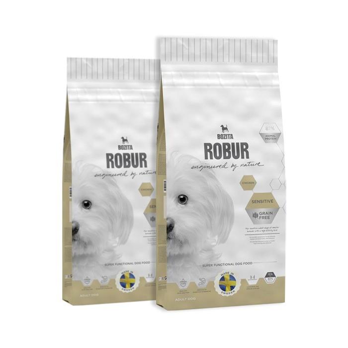 Bozita Robur Grain Free Chicken