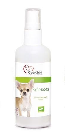 Produkty higieniczne - Over Zoo Stop Dogs 100ml