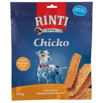 Przysmaki dla psa - Rinti Pies Chicko paski jagnię 60g