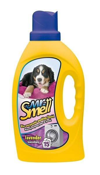Produkty higieniczne - Mr Smell Płyn do prania lawendowy 1l