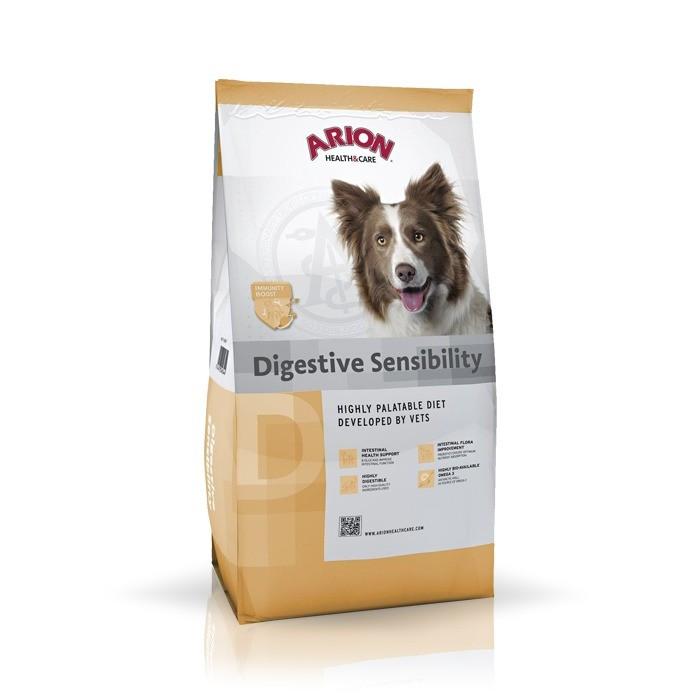 Karmy suche dla psa - Arion Health & Care Digestive Sensibility
