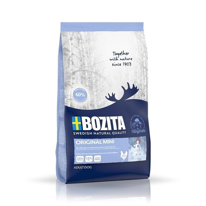 Karmy suche dla psa - Bozita Original Mini