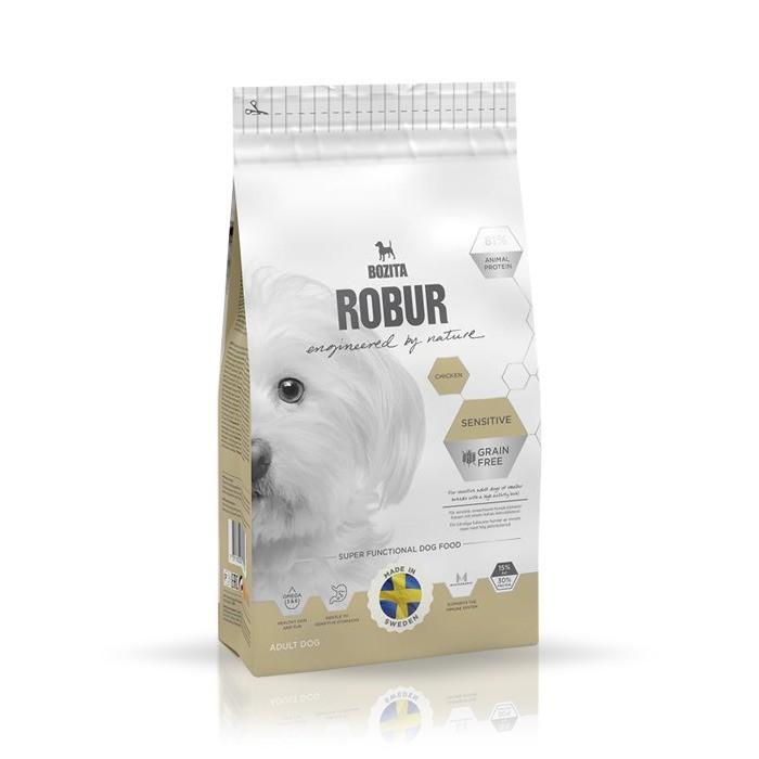 Karmy suche dla psa - Bozita Robur Grain Free Chicken
