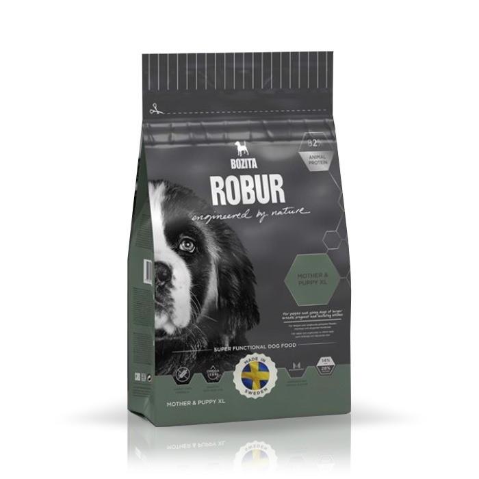 Karmy suche dla psa - Bozita Robur Mother & Puppy XL