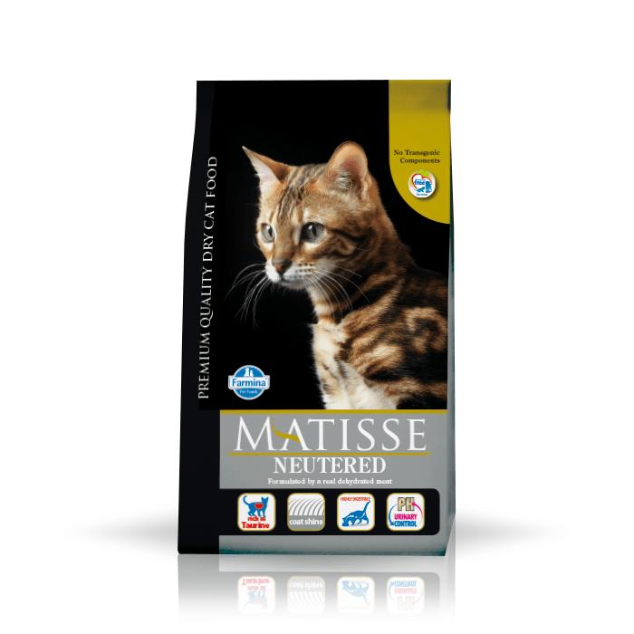 Karmy suche dla kota - Farmina Matisse Cat Neutered