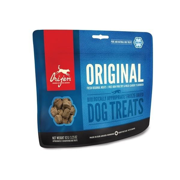 Przysmaki dla psa - Orijen Freeze Dried Original przysmak liofilizowany dla psa 42,5g