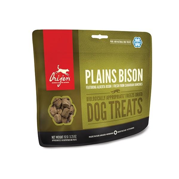 Przysmaki dla psa - Orijen Freeze Dried Plains Bison przysmak liofilizowany dla psa 42,5g