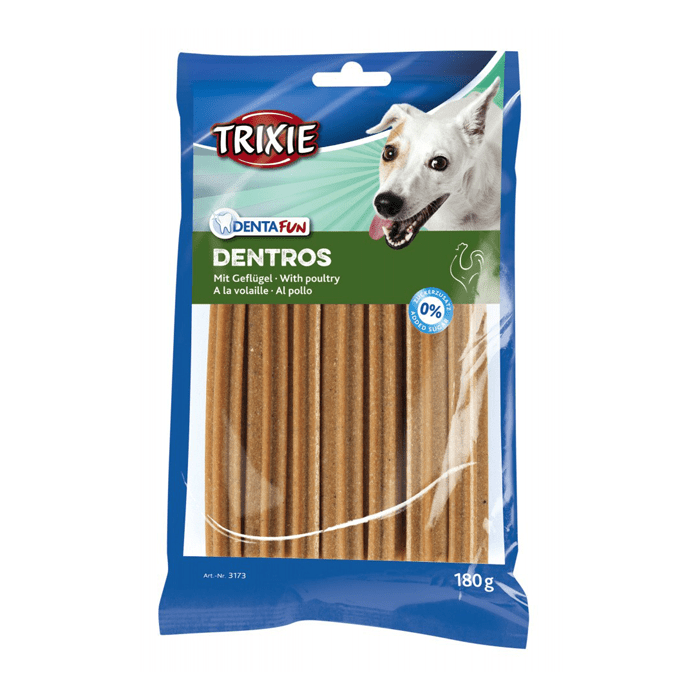 Przysmaki dla psa - Trixie Dentros Light 180g 7szt.