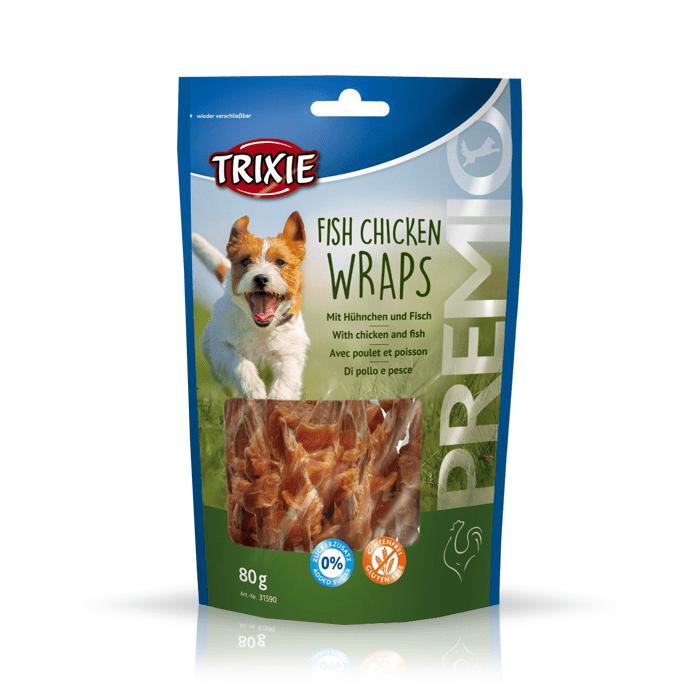 Przysmaki dla psa - Trixie Premio kurczak z rybą 80g