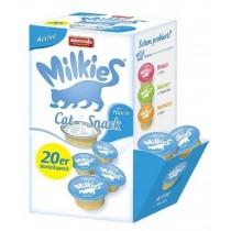 Animonda Kot Milkies Active z tauryną 20x15g