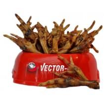 Vector-Food kurze łapki stopki suszone 50szt.