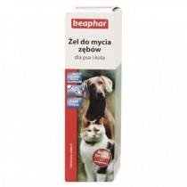 Beaphar żel do mycia zebów dla psów i kotów