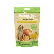 Planet Pet Przysmak 2w1 Kurczak banan 70g