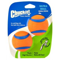 Chuckit! Ultra Ball Small 2pak
