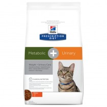 Hill's Prescription Diet Feline Metabolic + Urinary z kurczakiem