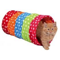 Trixie Tunel kolorowy dla kota 60cm
