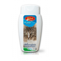 Miluś szampon aloesowy dla kota 200ml