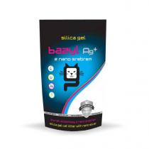 Żwirek Bazyl Ag+ Silica gel