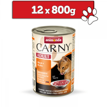 Animonda Carny Adult 800g x 12