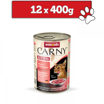 Animonda Carny Kitten 400g x 12