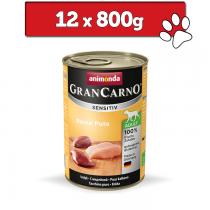 Animonda GranCarno Sensitiv 800g x 12