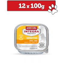 Animonda Integra Protect Sensitive 100g x 12