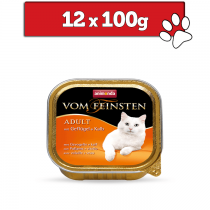 Animonda vom Feinsten Adult 100g x 12