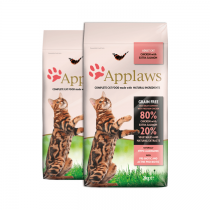 Applaws Adult Chicken & Salmon 2x7,5kg