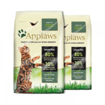 Applaws Adult Chicken & Lamb 2x7,5kg