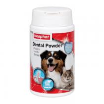 Beaphar Dental Powder Preparat do higieny jamy ustnej dla psa i kota 75g