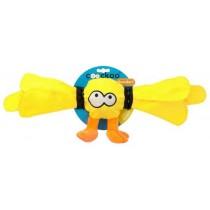 Coockoo Thunder piszcząca piłka żółta