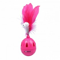 Coockoo Tumbler interaktywna zabawka różowa 19,5 x 7cm