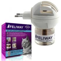 Feliway - kocie feromony dyfuzor + wkład 48ml