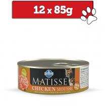 Farmina Matisse Cat Mousse 85g x 12