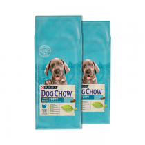Dog Chow Puppy Large Breed 2x14kg