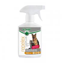 Dr Seidel Repelex Plus Płyn odstraszający psy i koty 300ml