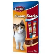 Trixie Creamy Snacks - kremowe snacki 15g 6szt.
