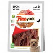 Prozoo FineYork Duck Slices 80g