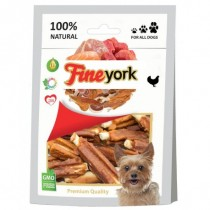 Prozoo FineYork Mini Munchy Chicken 80g
