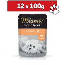 Miamor Ragout Royale Kitten w galaretce 100g x 12