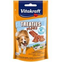 Vitakraft Pies Treaties Minis łosoś 48g