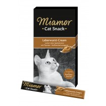 Miamor Cat Confect Leberwurst Cream 90g