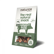 Naturea Real Natural Snack bezzbożowy z dzikiem 80g