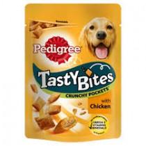 Pedigree Tasty Bites Crunchy Pocket 95g