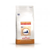 Royal Canin Vet Care Nutrition Feline Senior Consult Stage 2 High Cal.