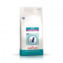 Royal Canin Vet Care Nutrition Feline Skin Young Male