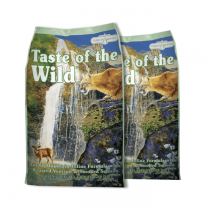 Taste of the Wild Rocky Mountain Feline 2x7kg