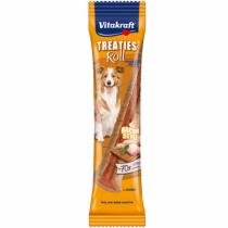Vitakraft Pies Treaties Roll kurczak z boczkiem 26g