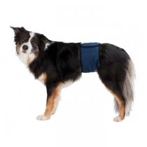 Trixie Pampas dla psa granatowy S-M 37-45cm